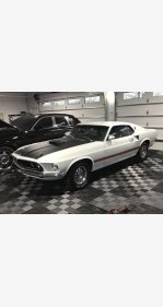 1969 Ford Mustang Mach 1 Coupe for sale 101072566