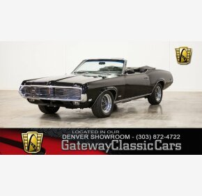 1969 Mercury Cougar for sale 101072694