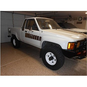1984 Toyota Pickup 4x4 Xtracab SR5 for sale 101072999