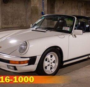 1988 Porsche 911 Targa for sale 101073447