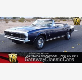 1967 Chevrolet Camaro Classics for Sale - Classics on Autotrader