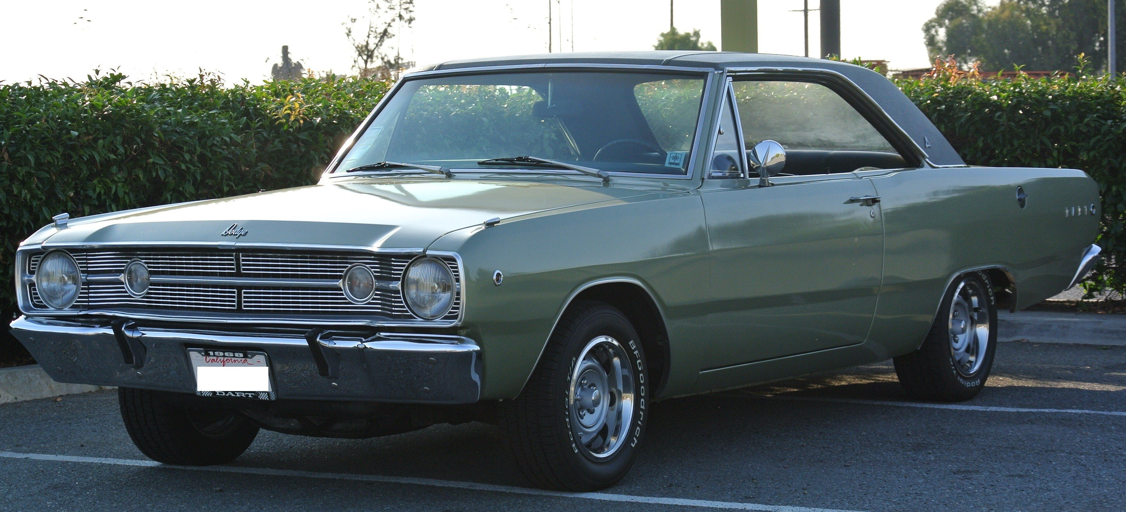 Dodge Dart 1968 Owner S Manual 68 Dart Car Manuals Literature Vehicle Parts Accessories