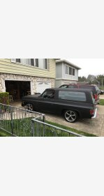 1974 Chevrolet Blazer 2WD 2-Door for sale 101074482