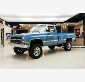 1984 Chevrolet C/K Truck 4x4 Regular Cab 2500 for sale 101074567