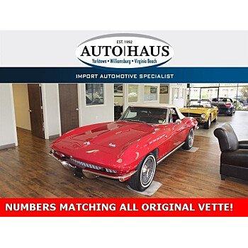 1966 Chevrolet Corvette for sale 101074587