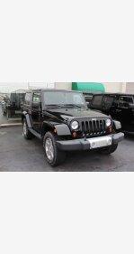 2012 Jeep Wrangler 4WD Sahara for sale 101074633