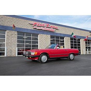 1986 Mercedes-Benz 560SL for sale 101074850