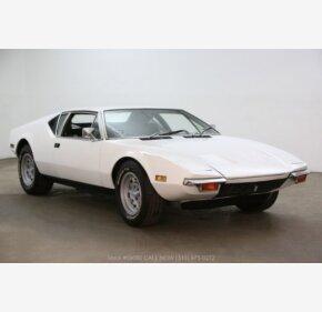 1971 De Tomaso Pantera for sale 101075204