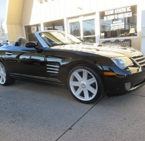 2005 Chrysler Crossfire Limited Convertible for sale 101076330