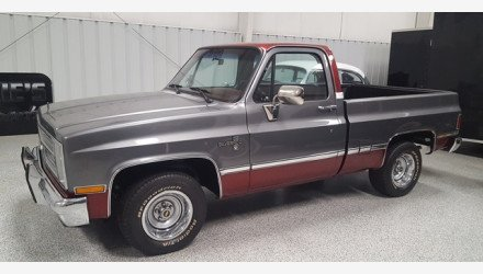1987 Chevrolet C/K Truck 2WD Regular Cab 1500 for sale 101076678