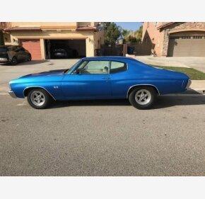 1971 Chevrolet Chevelle for sale 101076697