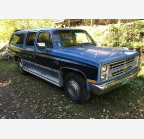 1986 Chevrolet Suburban for sale 101077242