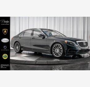 2016 Mercedes-Benz S550 Sedan for sale 101077368