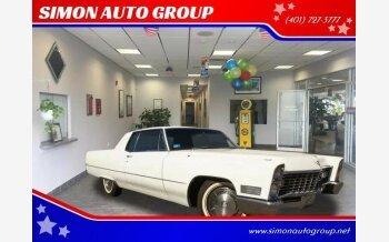 1967 Cadillac De Ville for sale 101077441