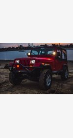 1993 Jeep Wrangler 4WD for sale 101077573