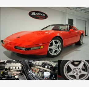 1993 Chevrolet Corvette ZR-1 Coupe for sale 101077708