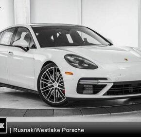 2018 Porsche Panamera Turbo for sale 101078052