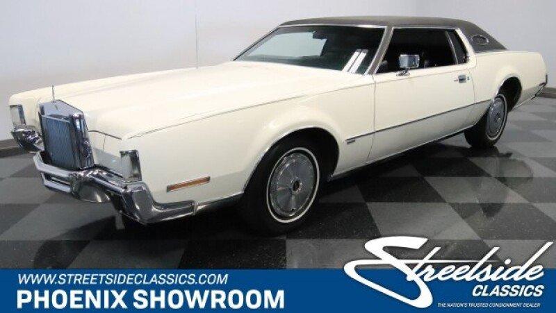 1972 Lincoln Continental Classics For Sale Classics On Autotrader