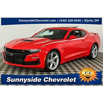 2019 Chevrolet Camaro SS Coupe for sale 101078736