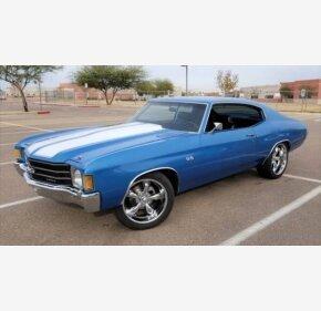 1972 Chevrolet Chevelle for sale 101078760