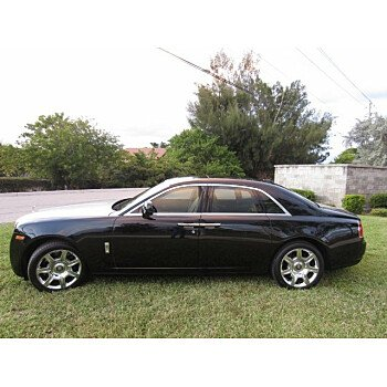 2011 Rolls-Royce Ghost for sale 101078858