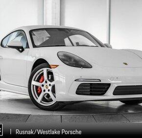 2018 Porsche 718 Cayman for sale 101079222