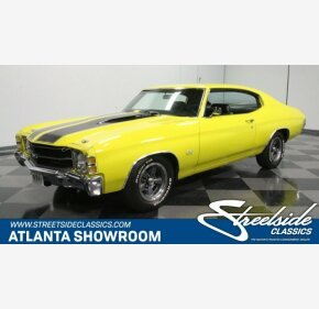 1971 Chevrolet Chevelle for sale 101080186