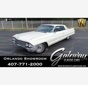 1962 Cadillac De Ville for sale 101080200