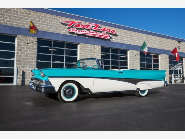 1958 Ford Other Ford Models for sale near St Charles, Missouri 63301