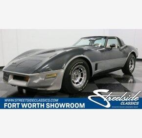 1981 Chevrolet Corvette for sale 101080342