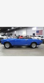 1972 FIAT Spider for sale 101082894