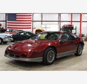 1987 Pontiac Fiero GT for sale 101082898