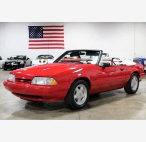1992 Ford Mustang LX V8 Convertible for sale 101083007