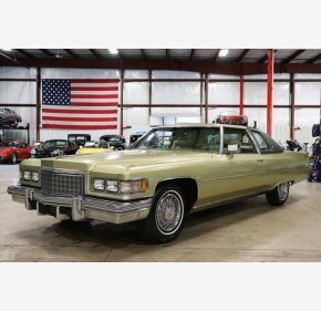 1976 Cadillac De Ville for sale 101083021