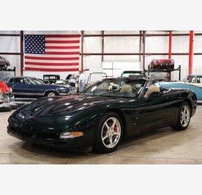 2001 Chevrolet Corvette Convertible for sale 101083047