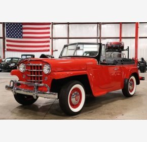 1950 Willys Jeepster for sale 101083055