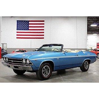 1969 Chevrolet Chevelle for sale 101083126