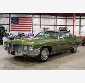 1971 Cadillac De Ville for sale 101083168