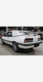 1990 Pontiac Sunbird LE Convertible for sale 101083278