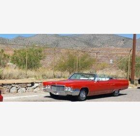 1970 Cadillac De Ville for sale 101083341