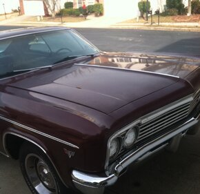 1966 Chevrolet Impala Coupe for sale 101084264
