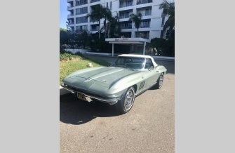 1966 Chevrolet Corvette Convertible for sale 101084276