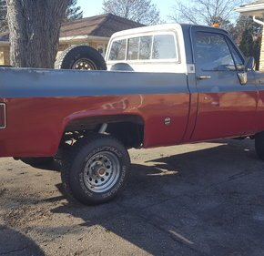 1978 Chevrolet C/K Truck Cheyenne for sale 101084284