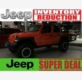 2018 Jeep Wrangler 4WD Unlimited Sport for sale 101084664