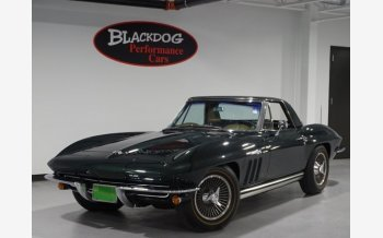 1965 Chevrolet Corvette Convertible for sale 101084716