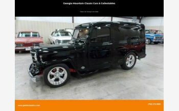 1952 Willys Other Willys Models for sale 101085138