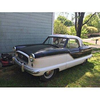 1961 Nash Metropolitan for sale 101086253