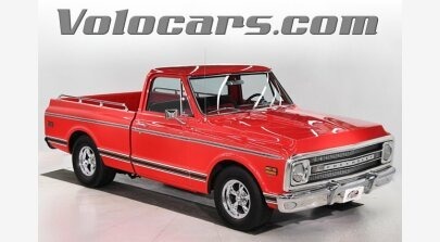 1969 Chevrolet C/K Truck for sale 101086289