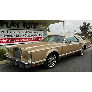 1979 Lincoln Continental for sale 101086641