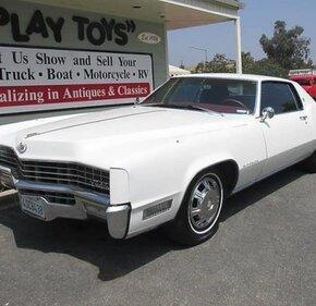 1967 Cadillac Eldorado for sale 101086673